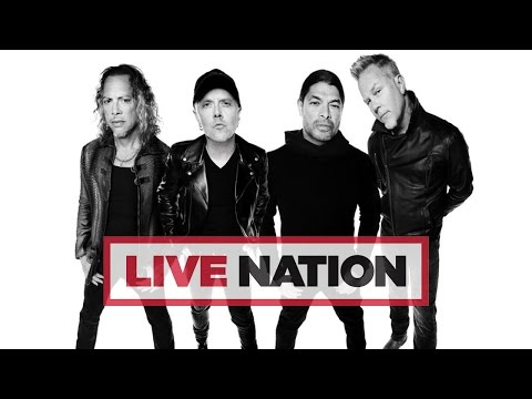 Metallica Bring The WorldWired Tour To The UK | Live Nation UK