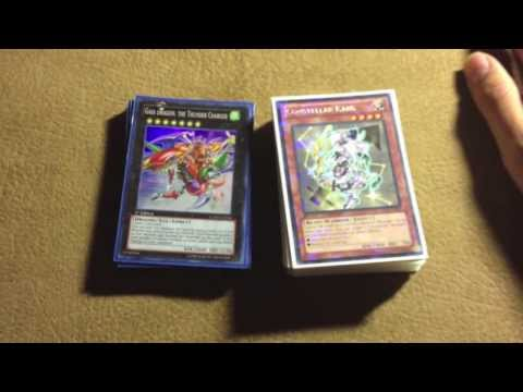 YuGiOh! Duh SEXY Constellar Deck Profile NEW September 2013 Format!