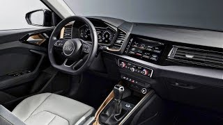 2019 Audi A1 - INTERIOR