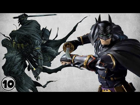 Top 10 Batman Ninja Surprising Facts
