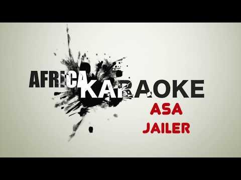 Asa - Jailer | Karaoke Version ( Instrumental + Lyrics)