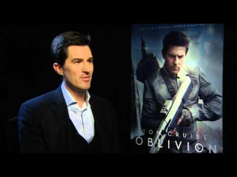 Joseph Kosinski - Director Of OBLIVION & Tron 3 - Interview For The Tom Cruise Sci-Fi Movie