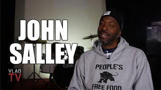 John Salley on What Would Happen in a 2-on-2 with/ Him, Jordan, Rodman & Scottie (Part 2)