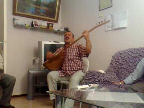 Asik Celali Baba Turkusu Bayburtlu Asik Suphani seslendiriyor ( Almisim ) 2009