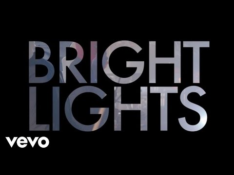 THIRTY SECONDS TO MARS - Bright Lights (Lyric Video) Music Videos