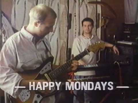 Factory/Happy Mondays ITV Schools doc 1988 [1/2]