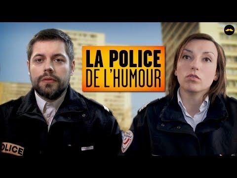 La Police de l'Humour (Adrien Ménielle)