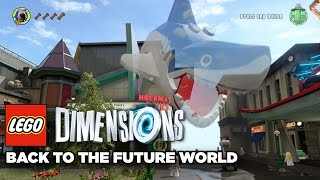 LEGO Dimensions - Exploring Back To The Future World