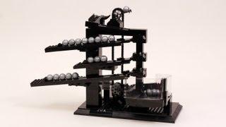 LEGO Ball Clock