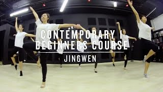 Contemporary (Level 1) Beginners Course (22-Mar-16) | Jingwen