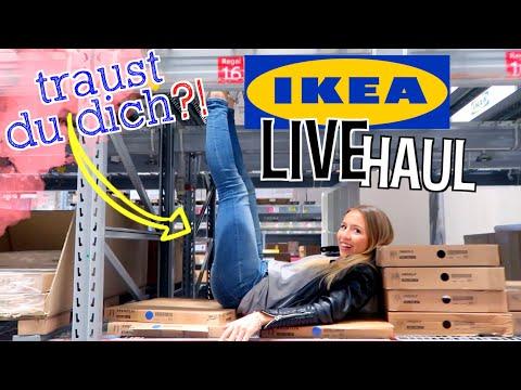 IKEA LIVE HAUL mit Freund