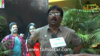 Vijay Shanmugavel At Onbathil Irunthu Pathu Varai Movie Team Interview