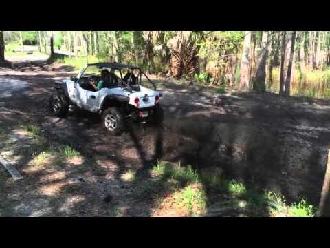 Reeper/Duruxx DRX2 trail riding