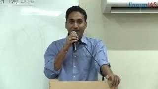IAS Rank 1 Gaurav Agarwal Talk on Life in IAS - Must Watch at ForumIAS Community Meet