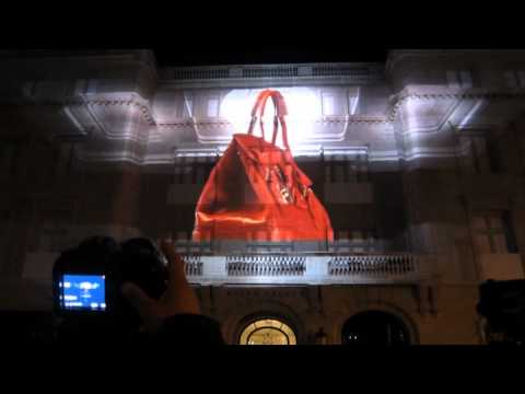 Ralph Lauren 4D Light Show in its entirety: HD