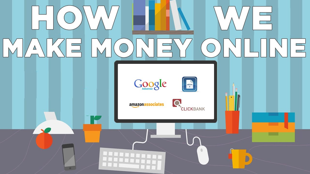 How To Make Money Online (We Did It Wrong)