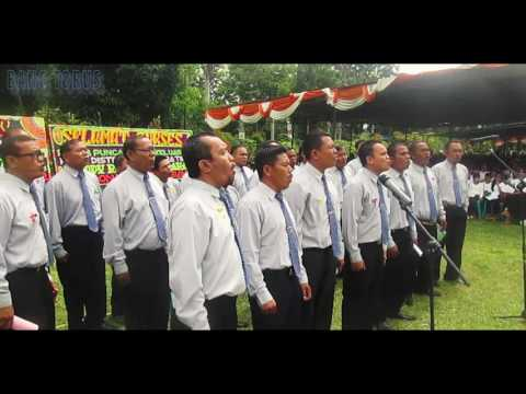 Koor Ama Martoba - Juara 1 festival Koor Ama HKBP Distrik V Sumatera Timur