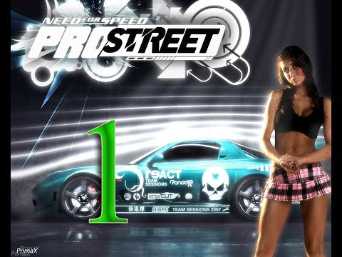 Прохождение Need For Speed Pro Street | часть 1
