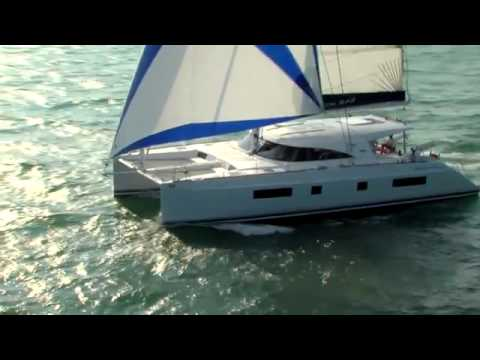 Nautitech 541-542, sailing catamaran available in Greece by Istion Yachting!