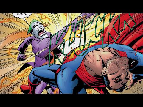 Omega/Beyond Omega Level: God Emperor Joker