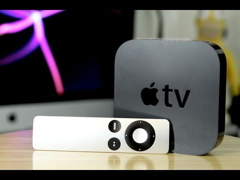 New Apple TV (2010) Review & Demo :)
