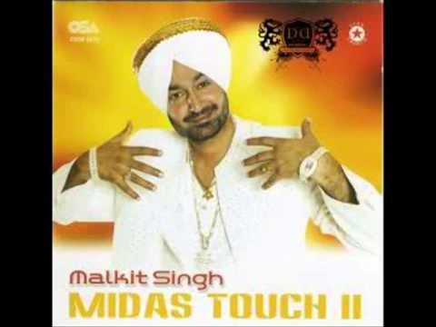 Ajj Main Peeni - Malkit Singh - Ravi Bal - Midas Touch 2 (Chal...