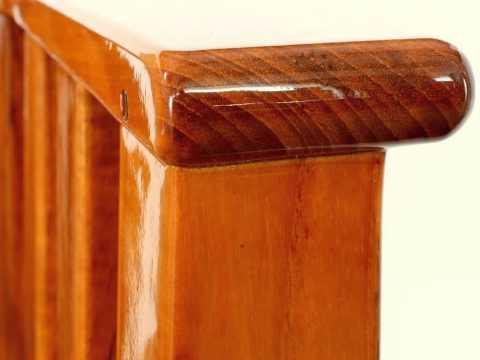 Marine Grade Gloss Finish on Westminster Teak Furniture