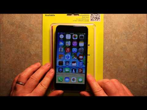 Set Up IPhone 6 Plus On Straight Talk LTE