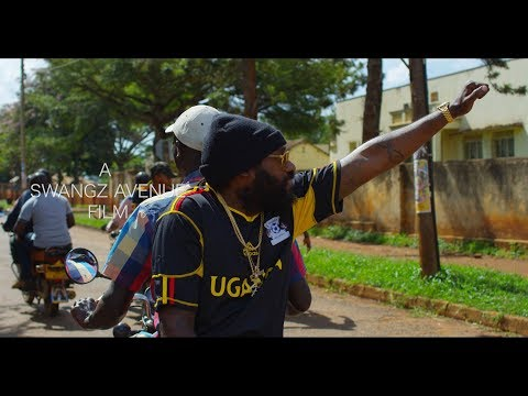 UGANDA by TARRUS RILEY (Official HD Video)