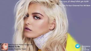 Download Lagu Bebe Rexha & Florida Georgia Line   Meant To Be    مترجمة Gratis STAFABAND