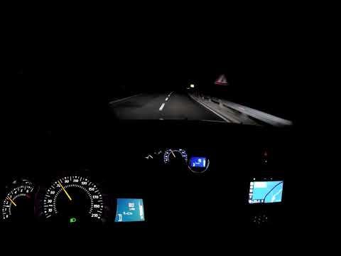 Ночной обзор Renault Logan Stepway