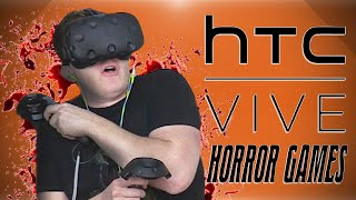 GET OUT OF MY HEAD!! - HTC Vive Scary Virtual Reality Gameplay