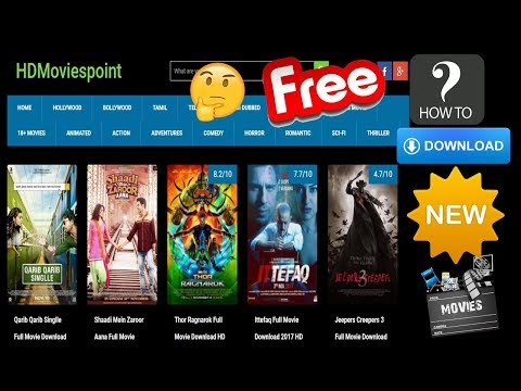 How To Download Movies in  Hdmoviespoint Website streaming vf