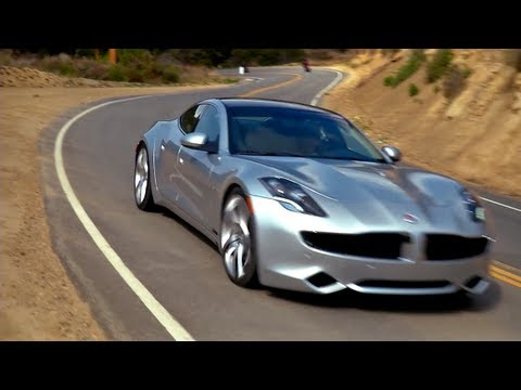 The Design Studio of Fisker Automotive - /DRIVEN