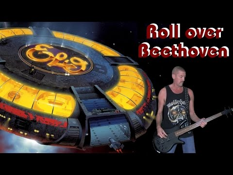 Roll over Beethoven - Electric Light Orchestra bass line