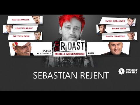 Sebastian Rejent - Roast Michała Wiśniewskiego (V Urodziny Stand-up Polska)