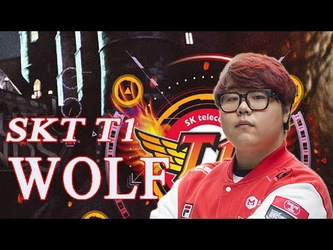 🔴 SKT T1 Wolf  Live Stream LOL |  The support for SK Telecom T1