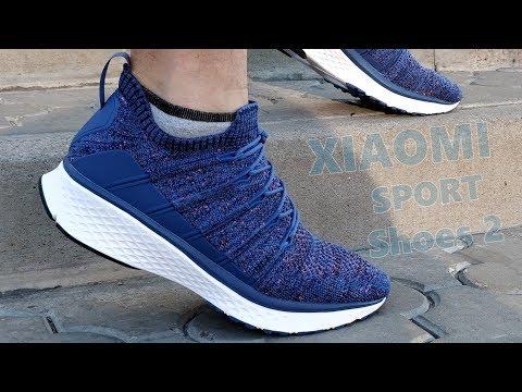 КУПИЛ КРОССОВКИ XIAOMI за 45$ - это БОМБА! Трепещите Nike и Adidas....