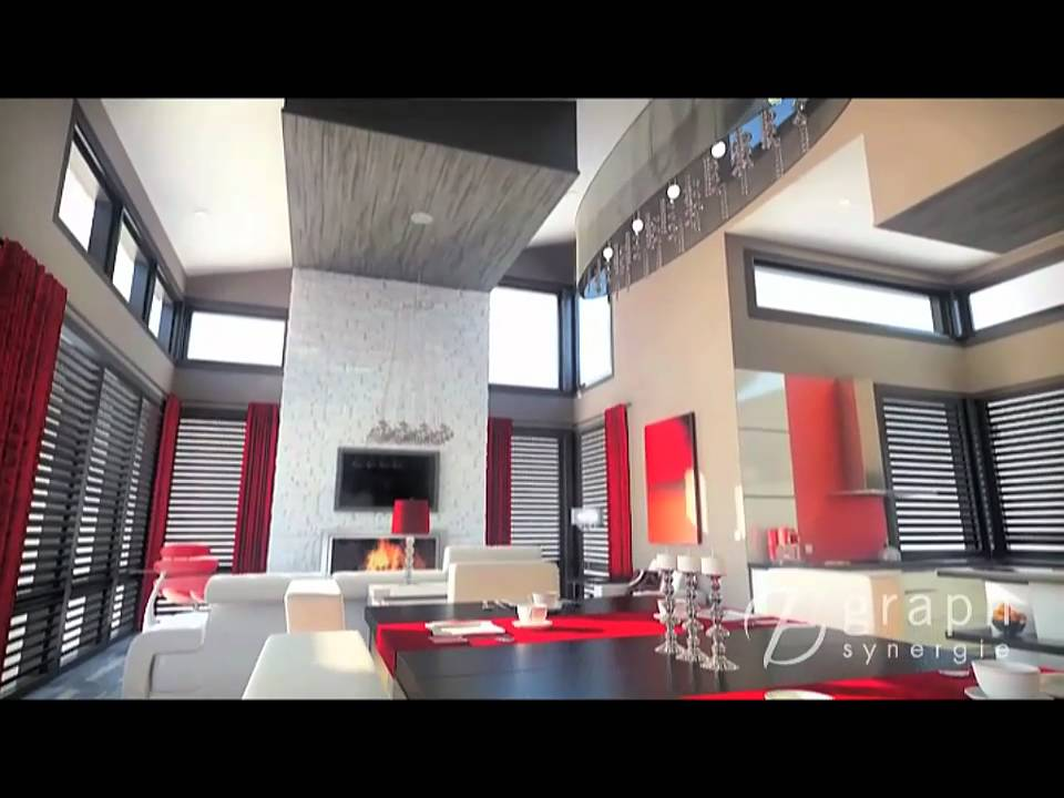 Graph synergie projet maison tanguay 2011 youtube for Modele maison r 1