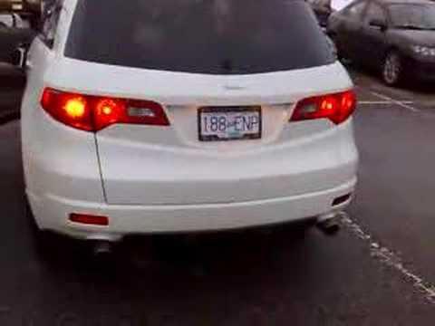 2008 Acura  on Acura Rdx Atlp Exhaust