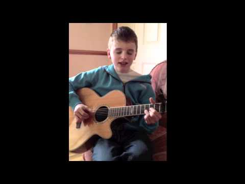 Daniel Furlong - 'No name' Cover