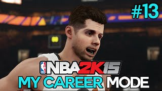 "NBA 2K15 My Career Mode - Ep. 13 - ""FLU GAME!"" [NBA MyCareer PS4/XBOX ONE/NEXT GEN Part 13]"