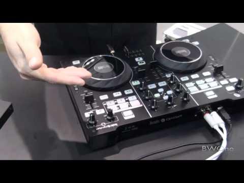 Hercules DJ 4Set Console - CES 2011 - BWOne.com