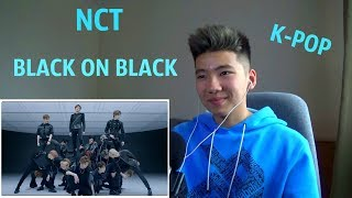 РЕАКЦИЯ НА NCT - BLACK ON BLACK | K-POP