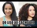 DO LISO AO CACHEADO!