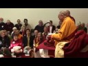 Dalai Lama With Tendar Chanting video