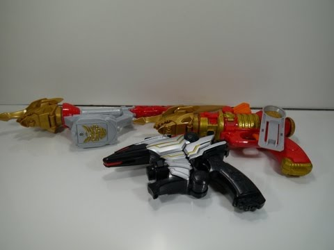Review: Megaforce Ranger Battle Gear Fall Assortment (Power Rangers Megaforce)