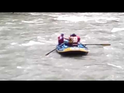 Rafting in river Beas Manali