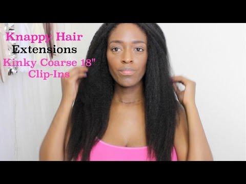 KRS Hair Group-Kinky Coarse 18