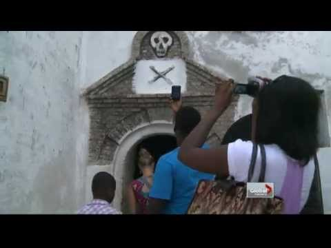 Slave tourism in Ghana